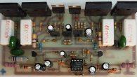 آموزش طراحی و ساخت آمپلی فایر( ۴۰۰ وات ) در طراحی مدار این آمپلی فایر بسیار پرقدرت و حرفه ای از ۴ عدد ترانزیستور A1941وC5200 در قسمت خروجی و هشت […]